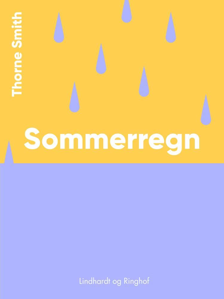 Sommerregn af Thorne Smith