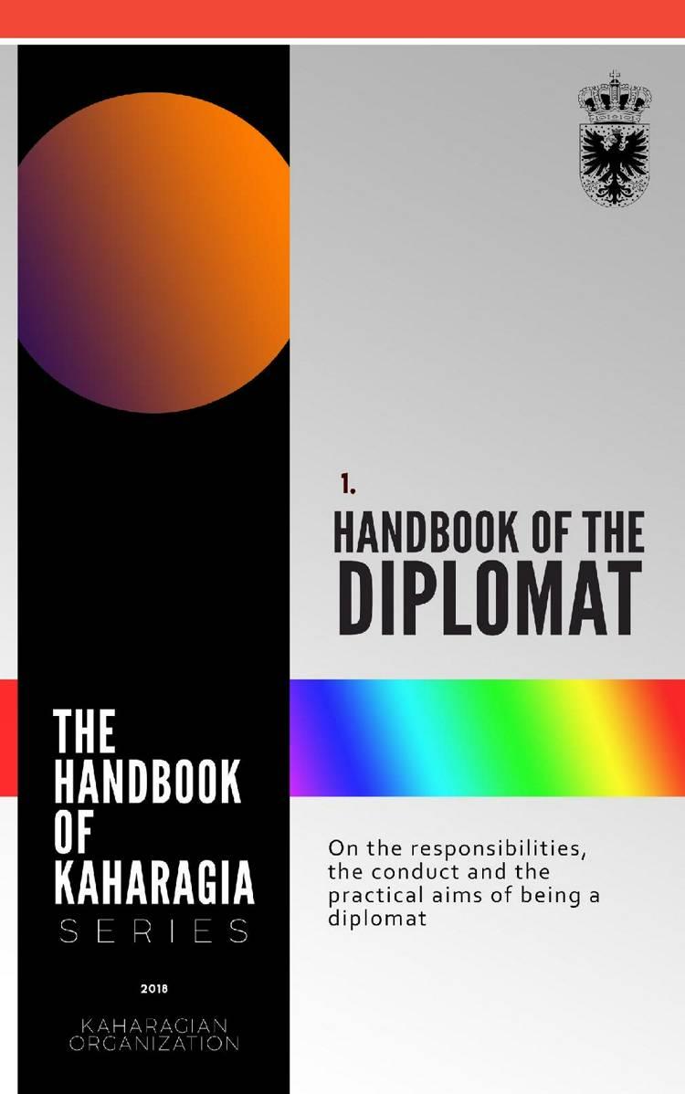 Diplomat af Mathias L. Magnussen