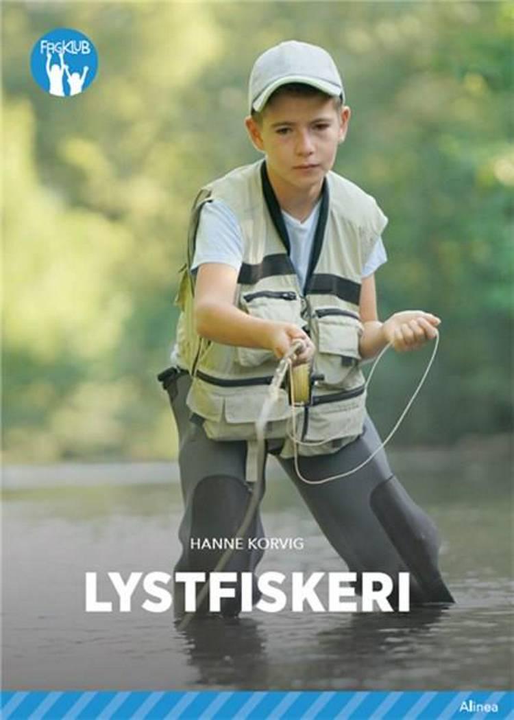 Lystfiskeri af Hanne Korvig