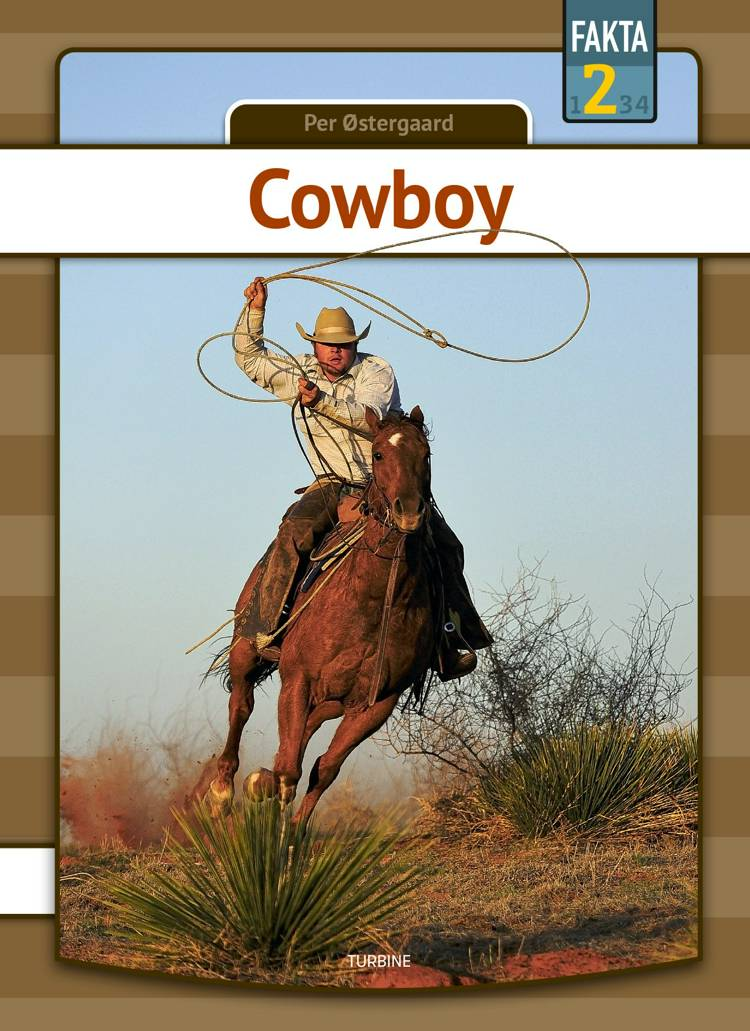 Cowboy af Per Østergaard