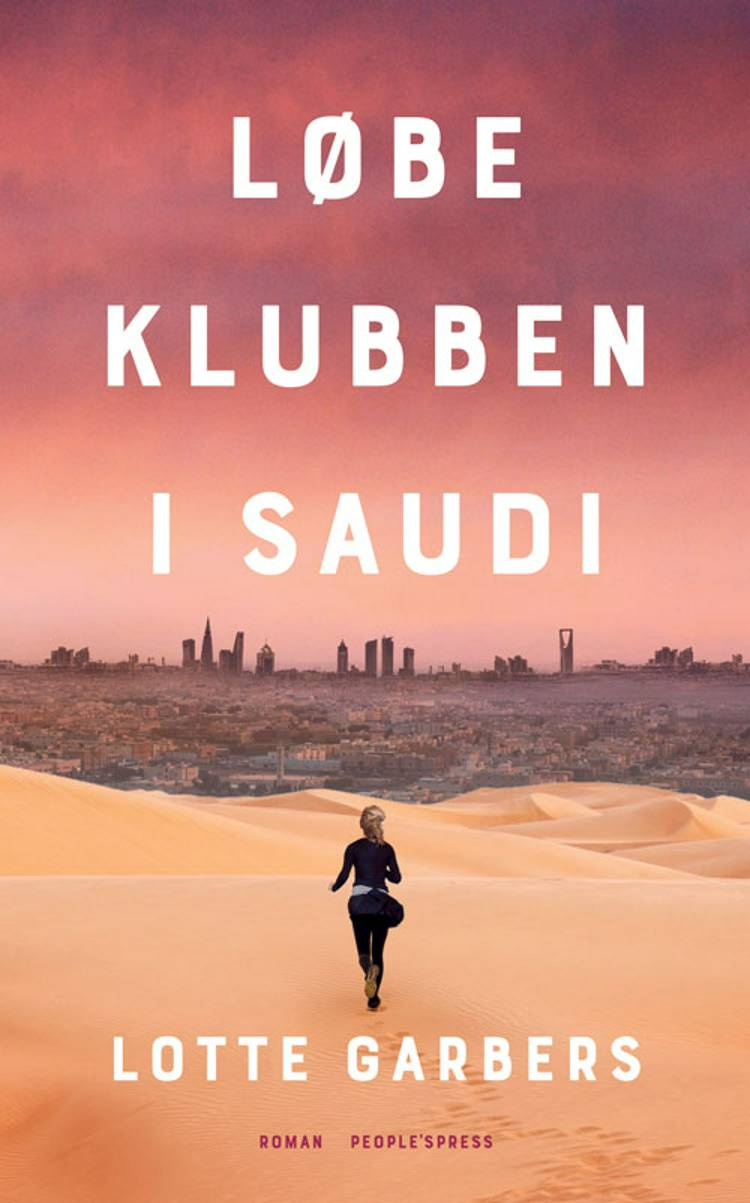 Løbeklubben i Saudi af Lotte Garbers