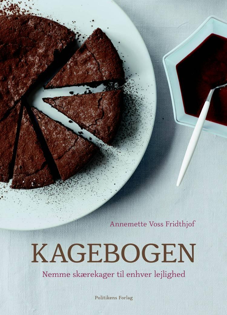 Kagebogen af Annemette Voss