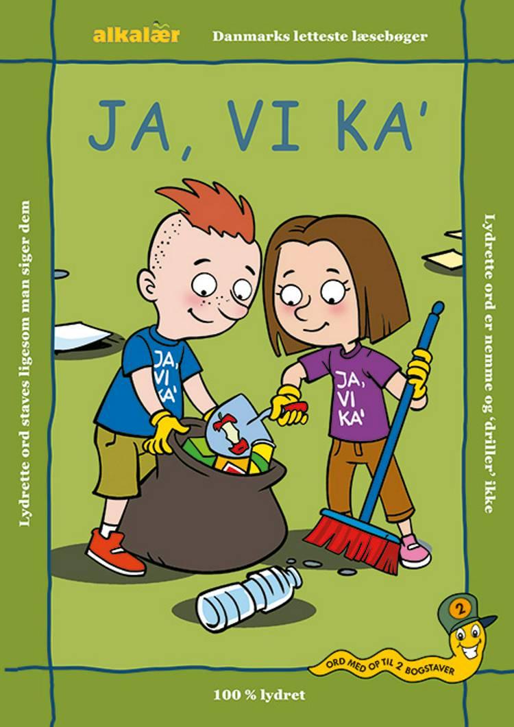 JA, VI KA' af Eag V. Hansn