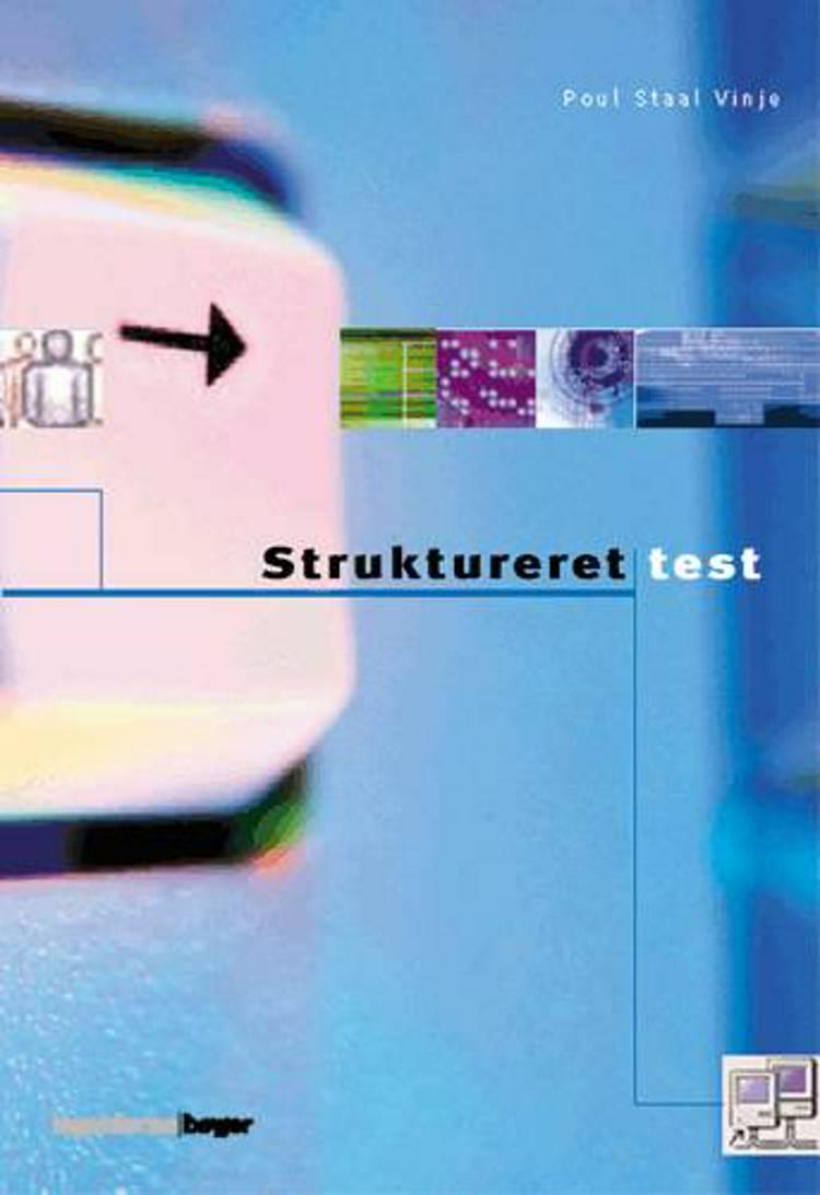 Struktureret test af Poul Staal Vinje