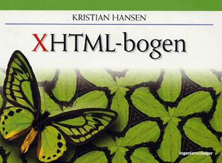 XHTML - bogen af Kristian Hansen