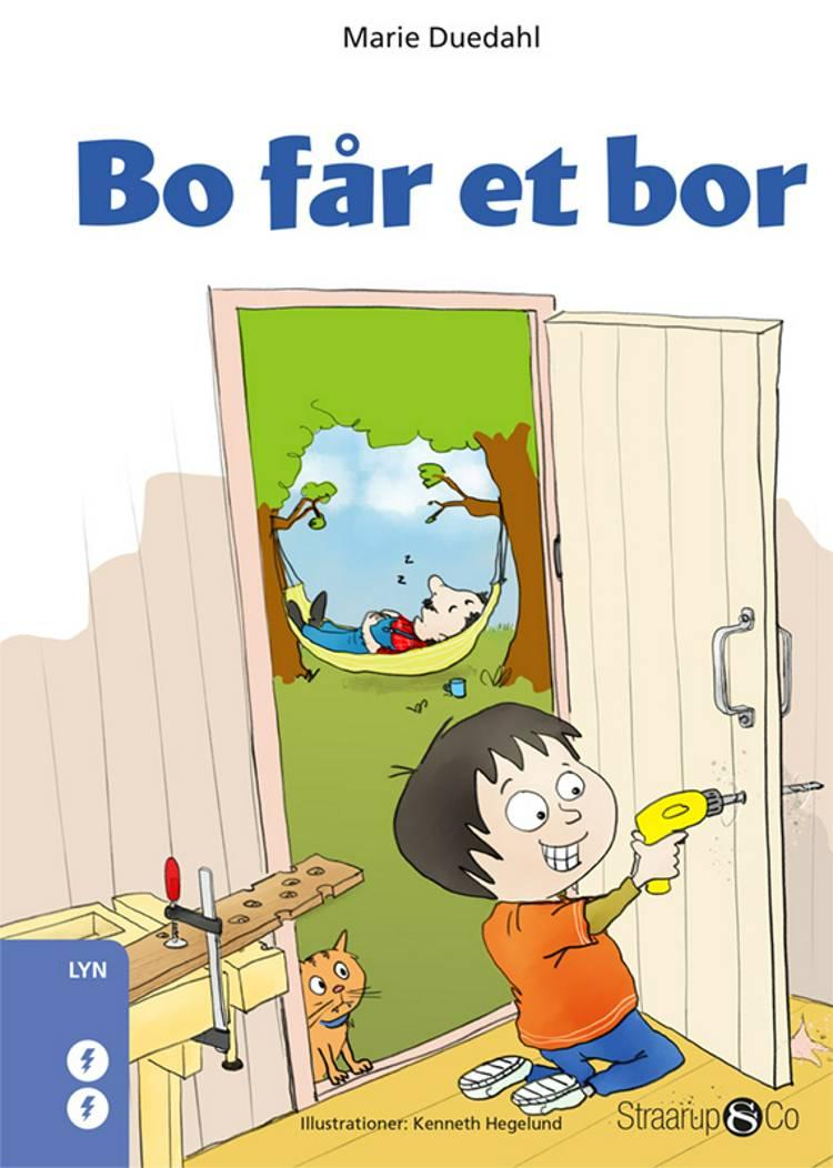 Bo får et bor af Marie Duedahl