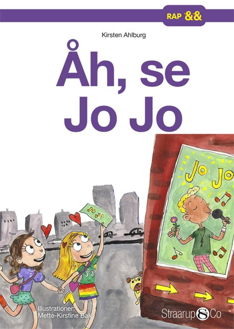 Åh, se Jo Jo af Kirsten Ahlburg