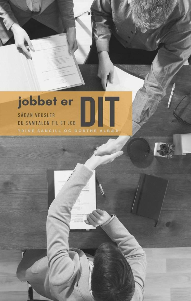 Jobbet er DIT af Trine Sangill og Dorthe Albæk