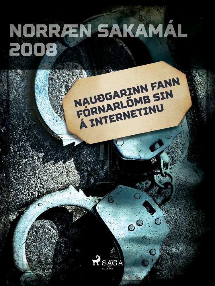 Nauðgarinn fann fórnarlömb sin á internetinu af Ýmsir Höfundar
