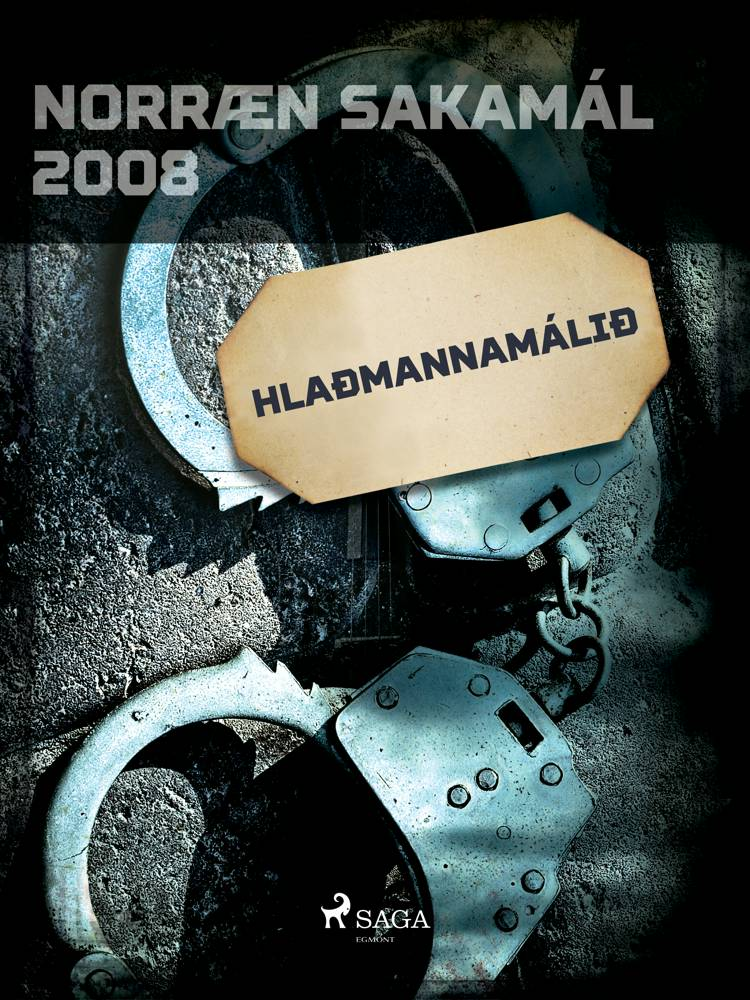 Hlaðmannamálið af Ýmsir Höfundar