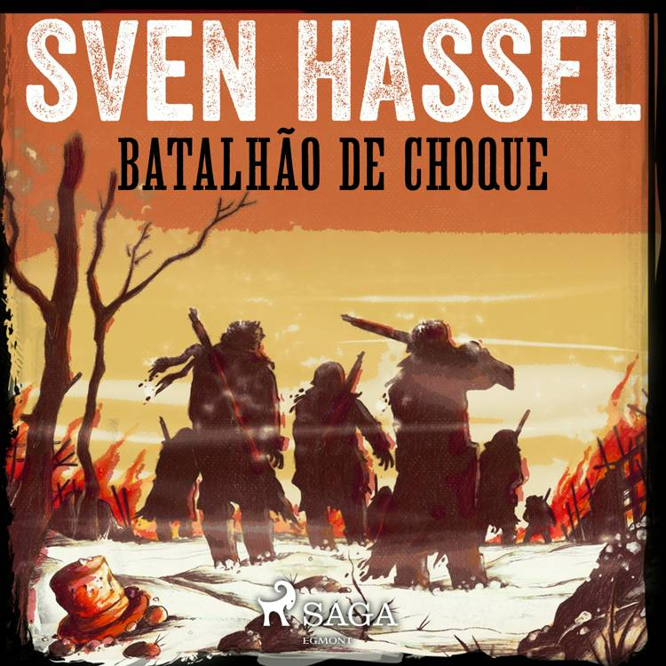 Batalhão de Choque af Sven Hassel