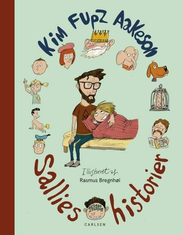 Sallies historier af Kim Fupz Aakeson