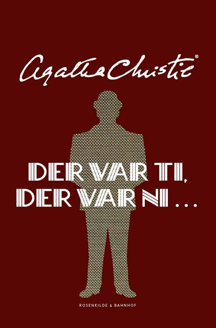 Der var ti, der var ni af Agatha Christie