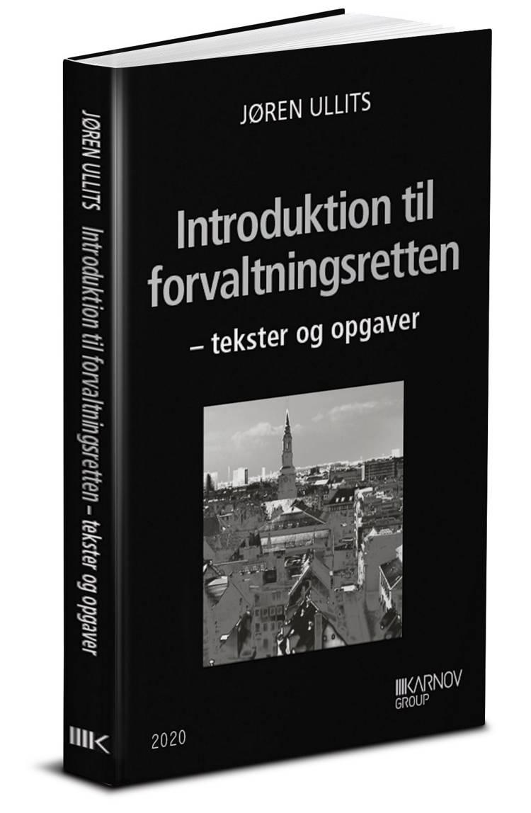 Introduktion til forvaltningsretten af Jøren Ullits