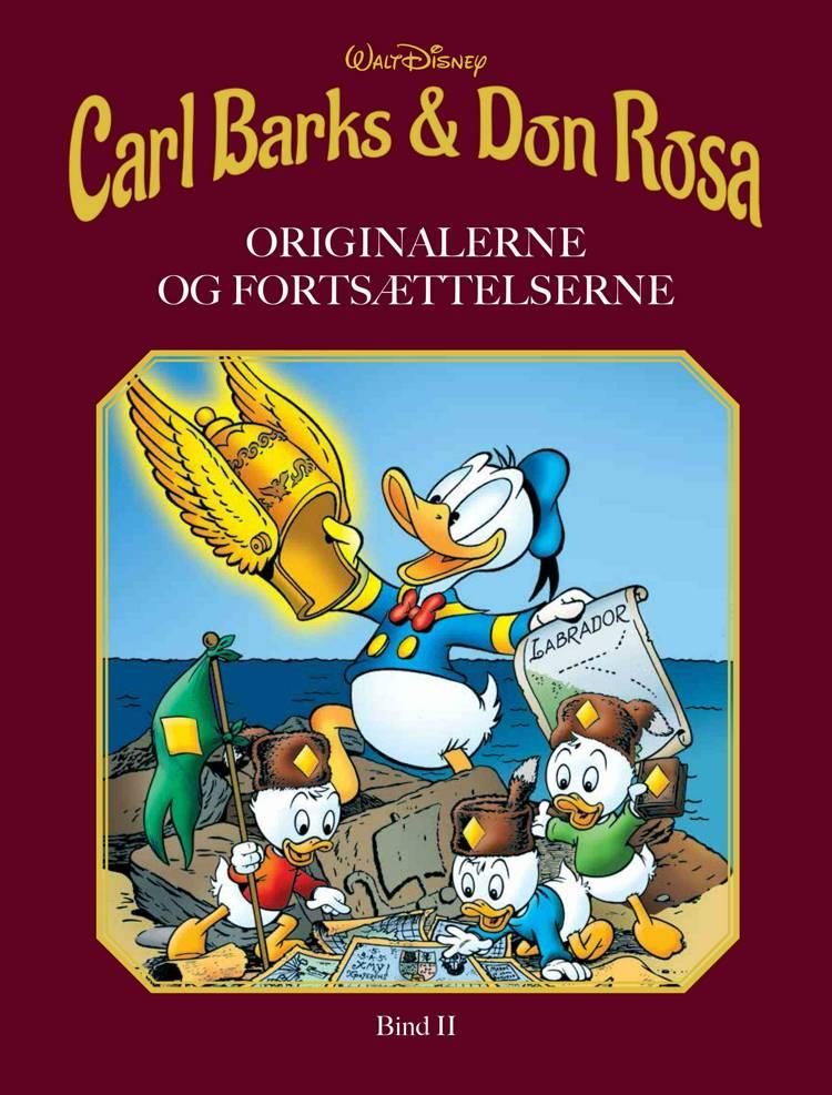 Carl Barks & Don Rosa Bind II af Disney