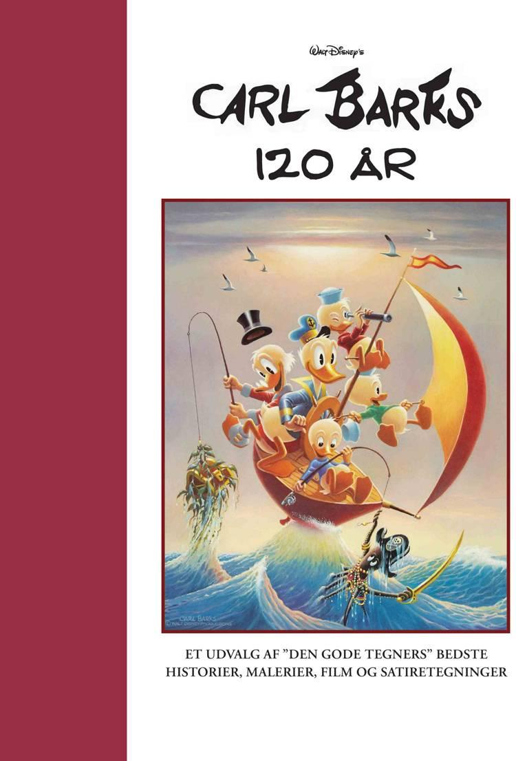 Carl Barks 120 år af Disney