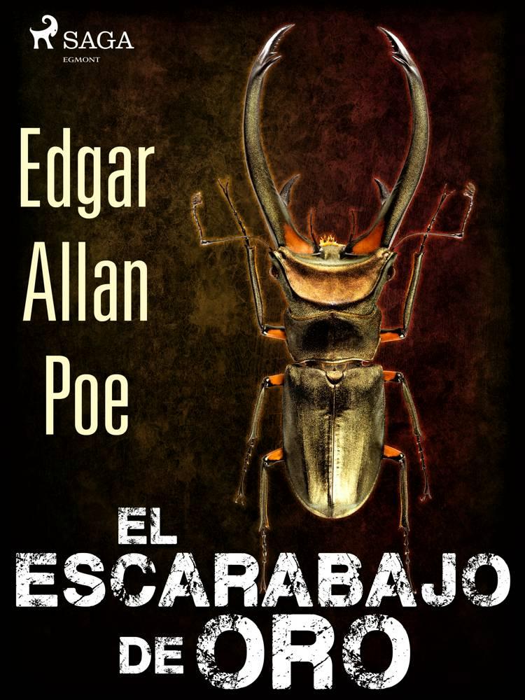 El escarabajo de oro af Edgar Allan Poe