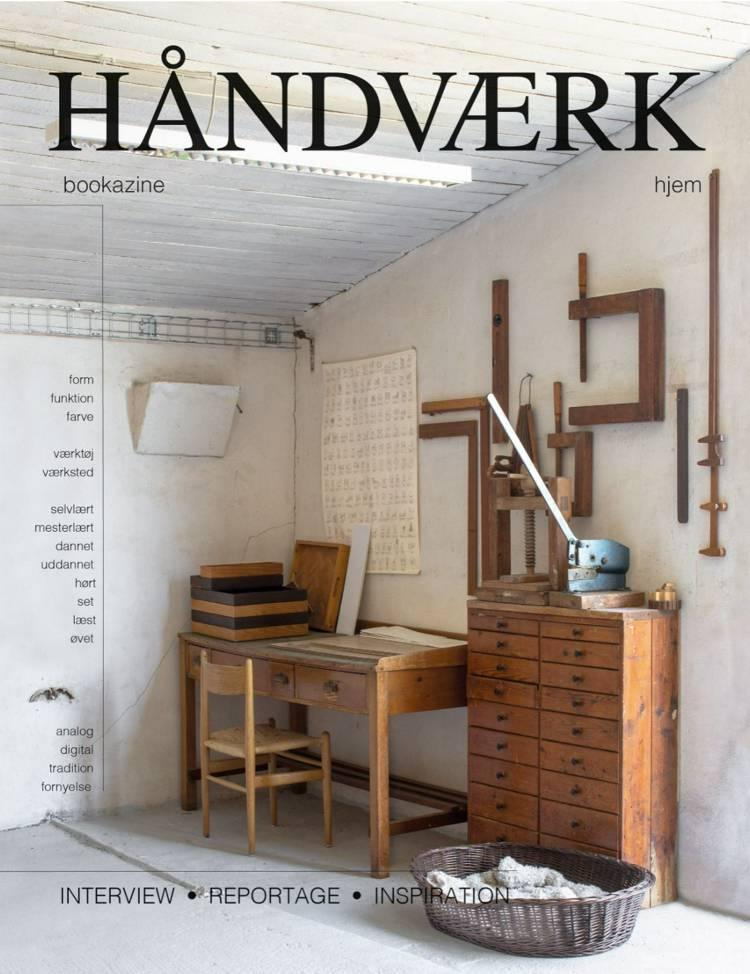 HÅNDVÆRK bookazine no. 3 af Rigetta Klint