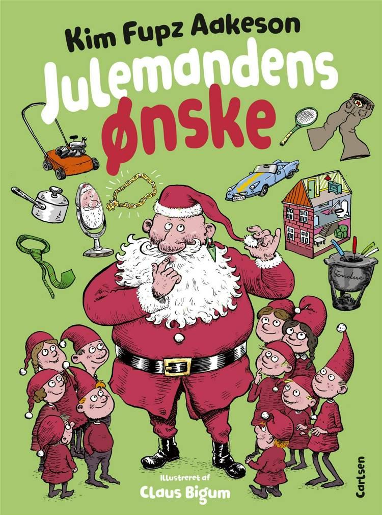 Julemandens ønske af Kim Fupz Aakeson
