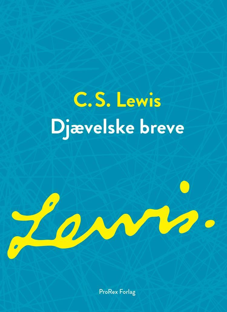 Djævelske breve af C.S. Lewis