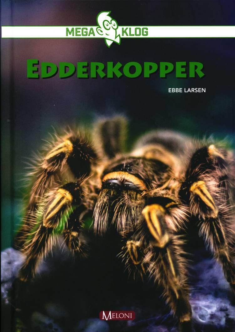 Edderkopper af Ebbe Larsen