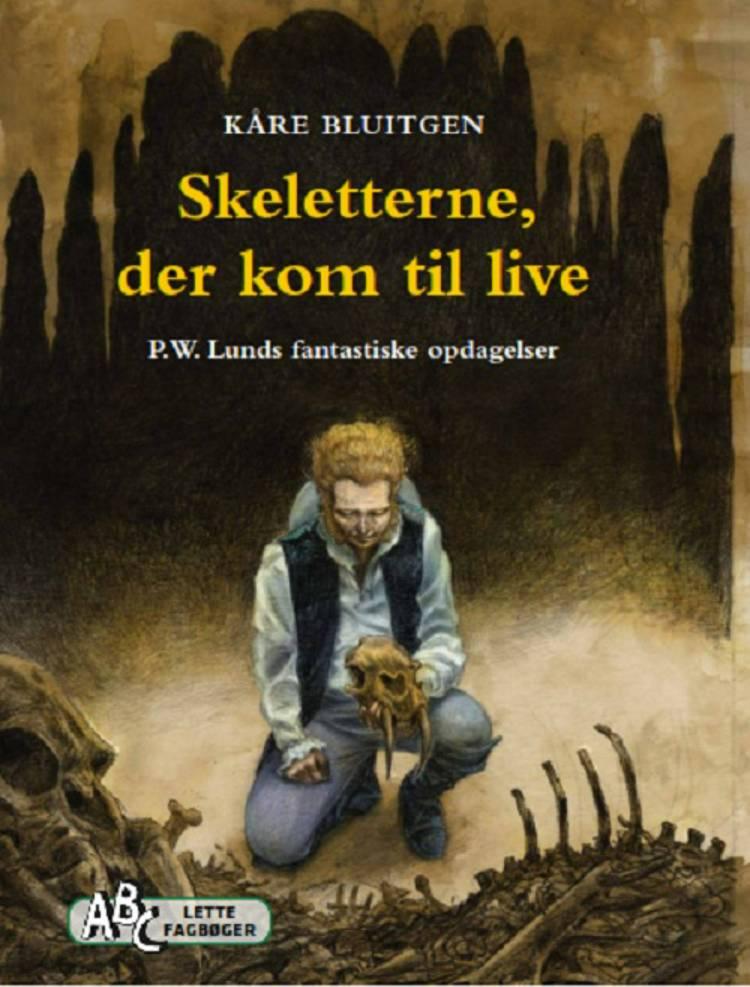 Skeletterne, der kom til live af Kåre Bluitgen