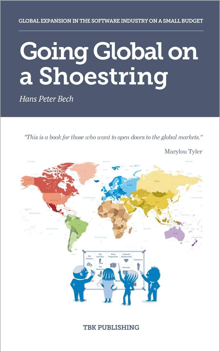 Going Global on a Shoestring af Hans Peter Bech