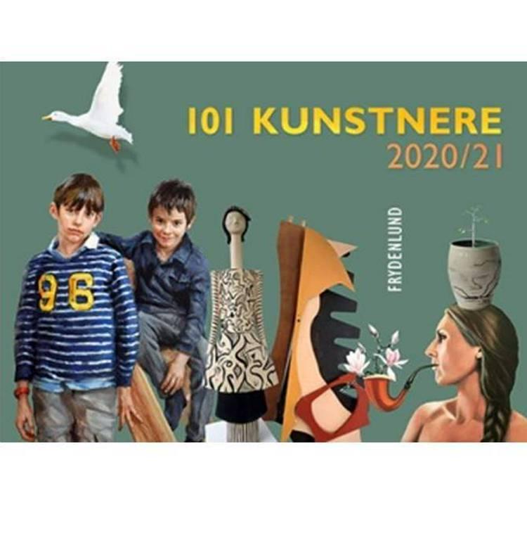 101 kunstnere 2020/21 af Tom Jørgensen