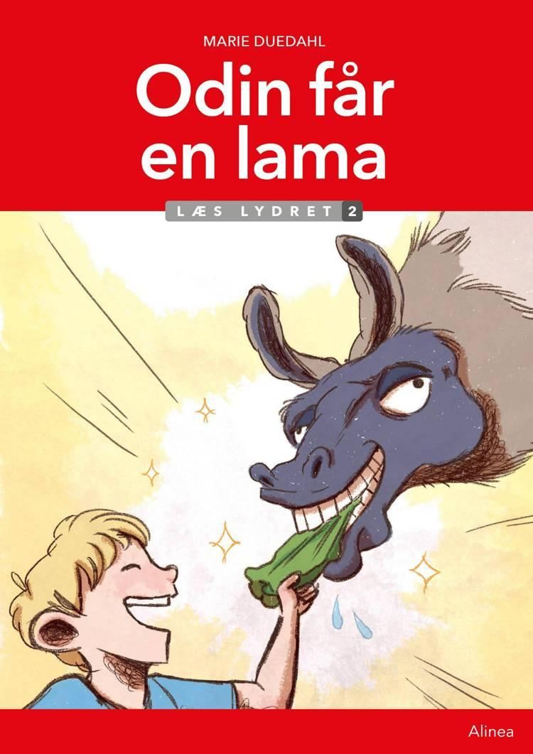 Odin får en lama, Læs lydret 2 af Marie Duedahl