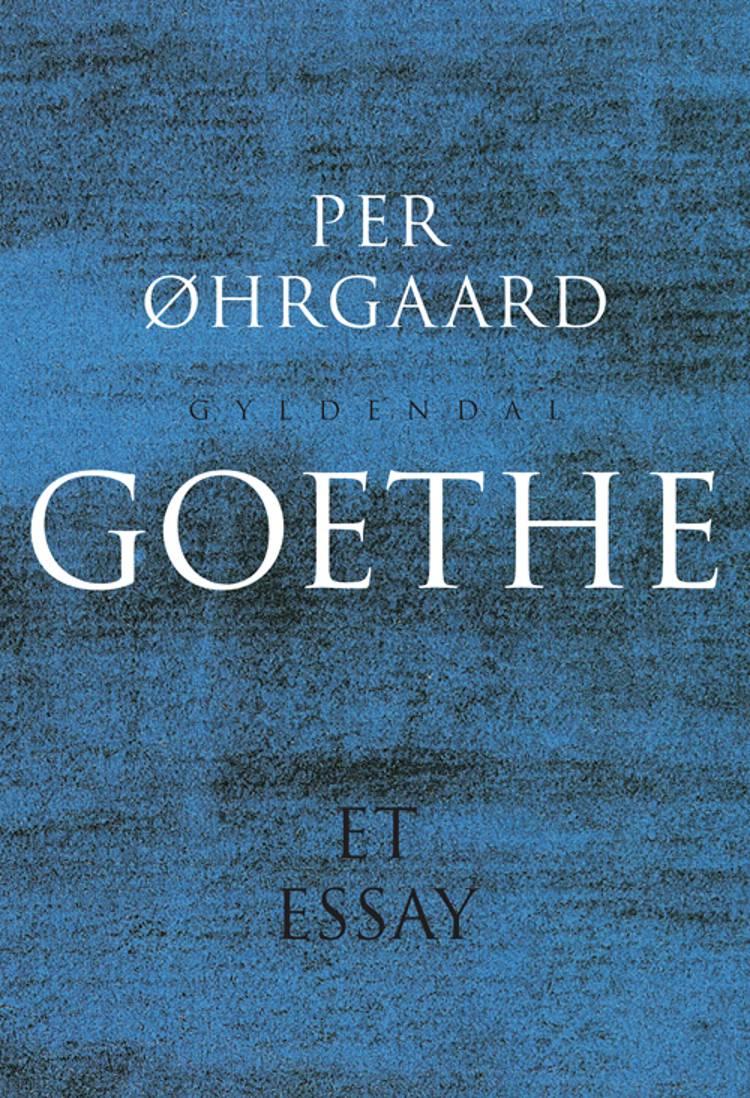 Goethe af Per Øhrgaard