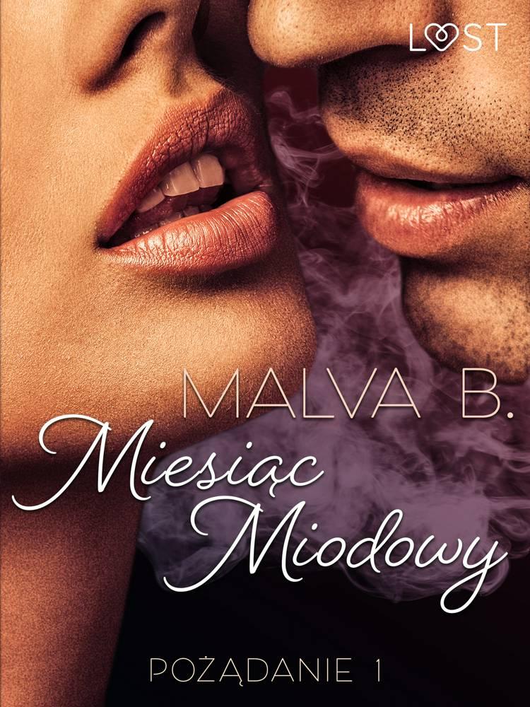 Pożądanie 1: Miesiąc miodowy - opowiadanie erotyczne af Malva B