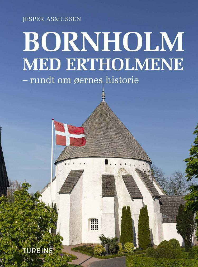 Bornholm med Ertholmene af Jesper Asmussen
