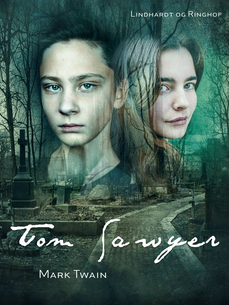 Tom Sawyer af Mark Twain og Ukendt forfatter
