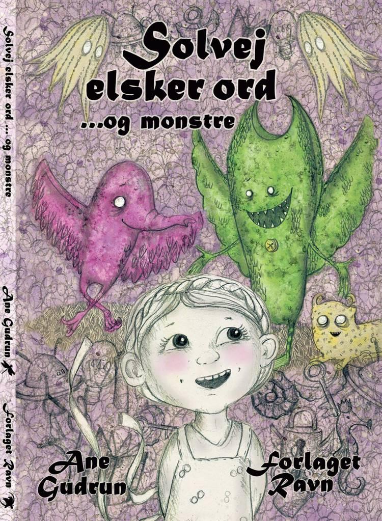 Solvej elsker ord ... og monstre af Ane Gudrun