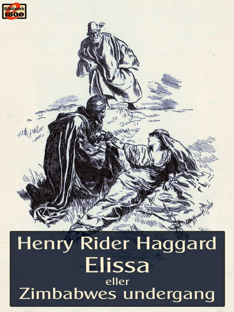 Elissa af Henry Rider Haggard
