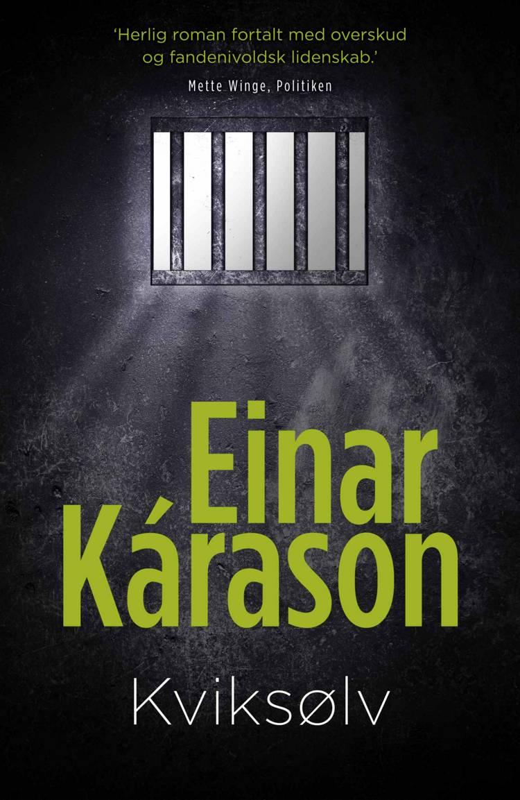 Kviksølv af Einar Kárason