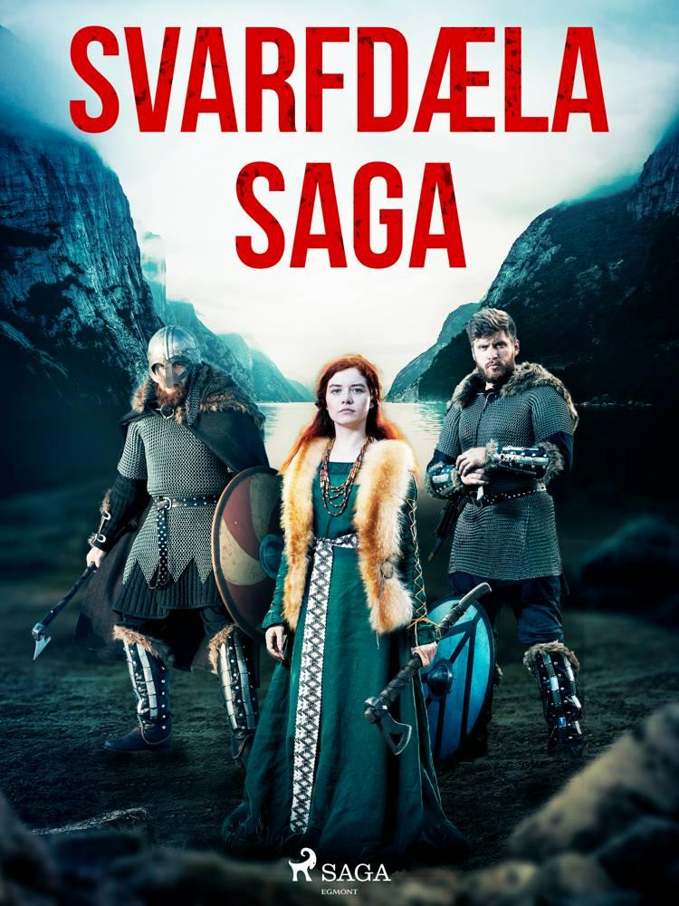 Svarfdæla saga af Óþekktur