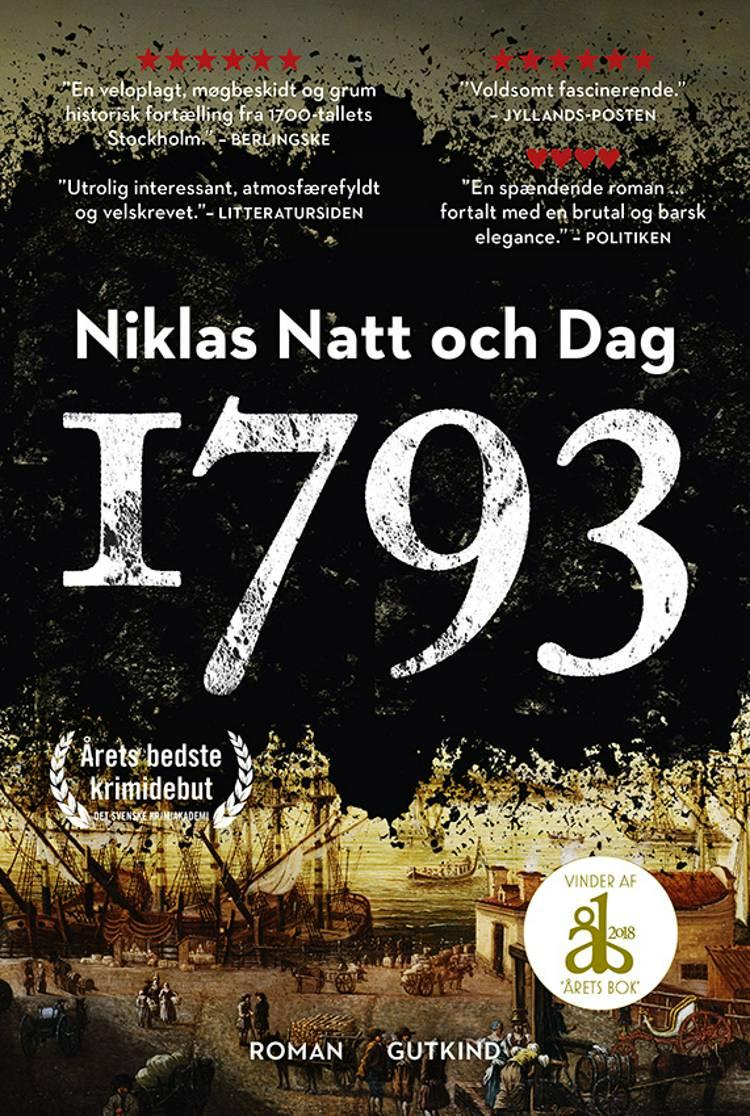 1793 af Niklas Natt och Dag