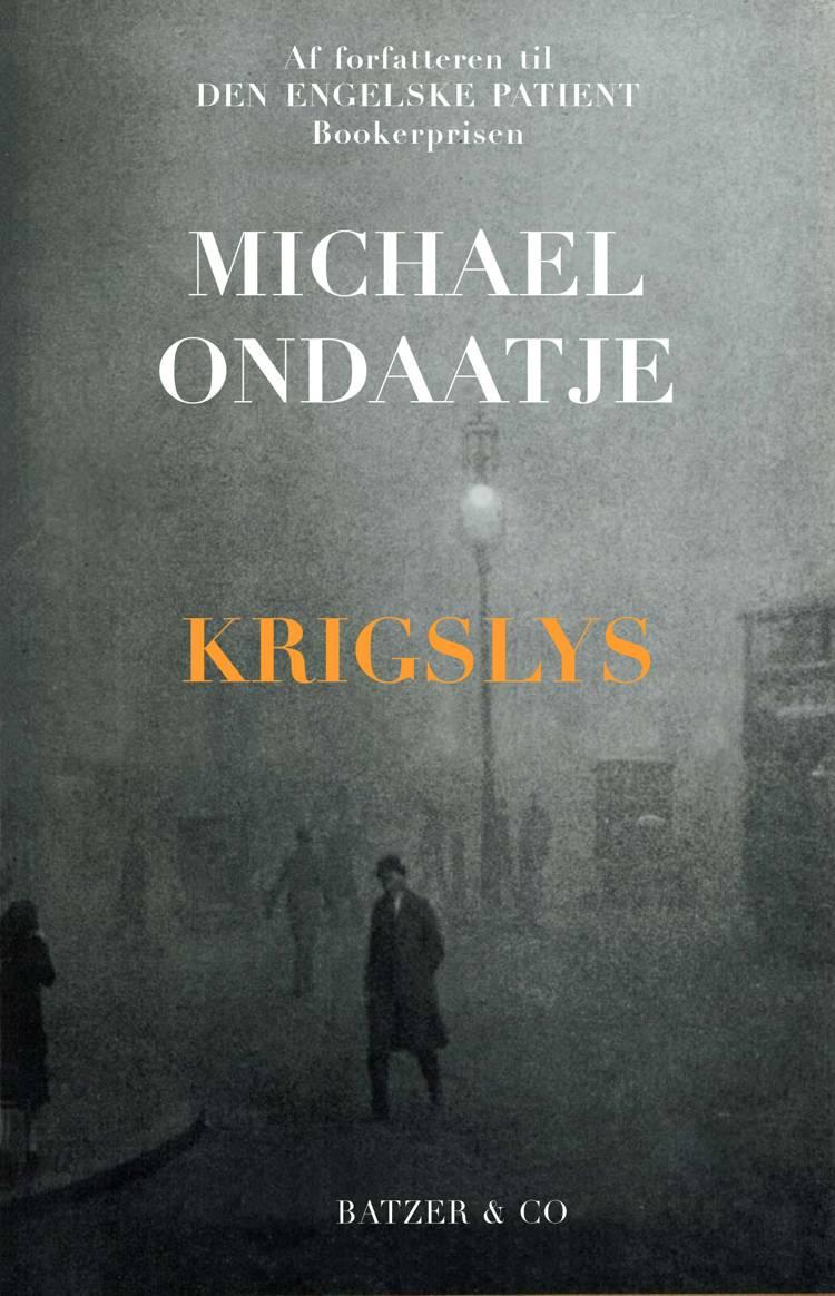 Krigslys af Michael Ondaatje