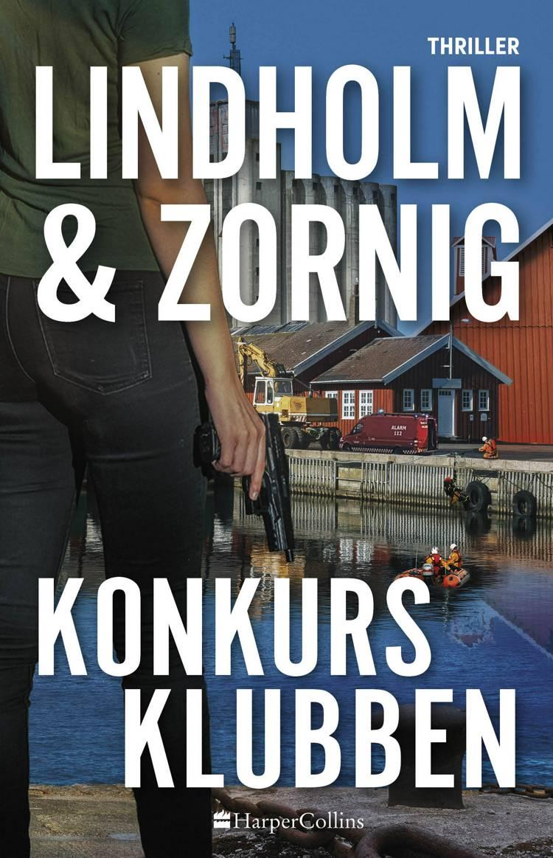 Konkursklubben af Mikael Lindholm og Lisbeth Zornig Andersen