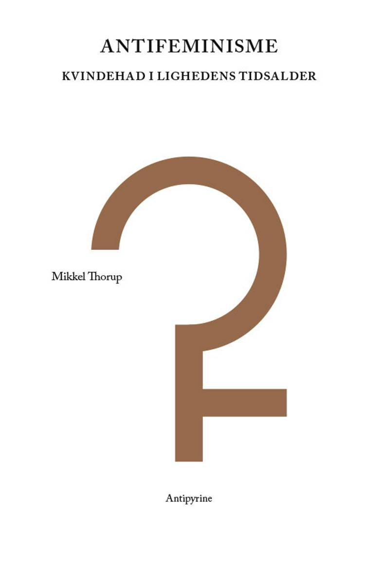 Antifeminisme af Mikkel Thorup