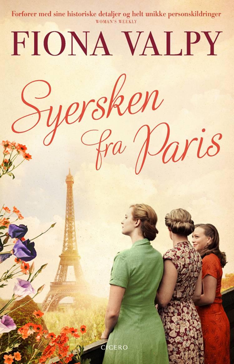 Syersken fra Paris af Fiona Valpy