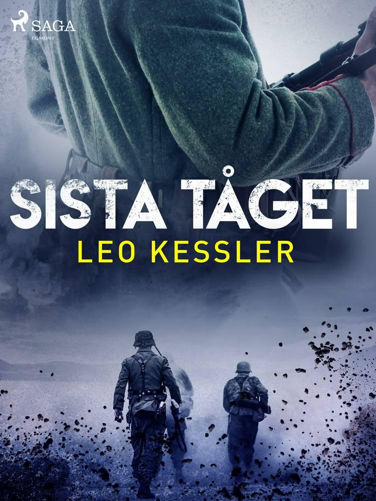 Sista tåget af Leo Kessler