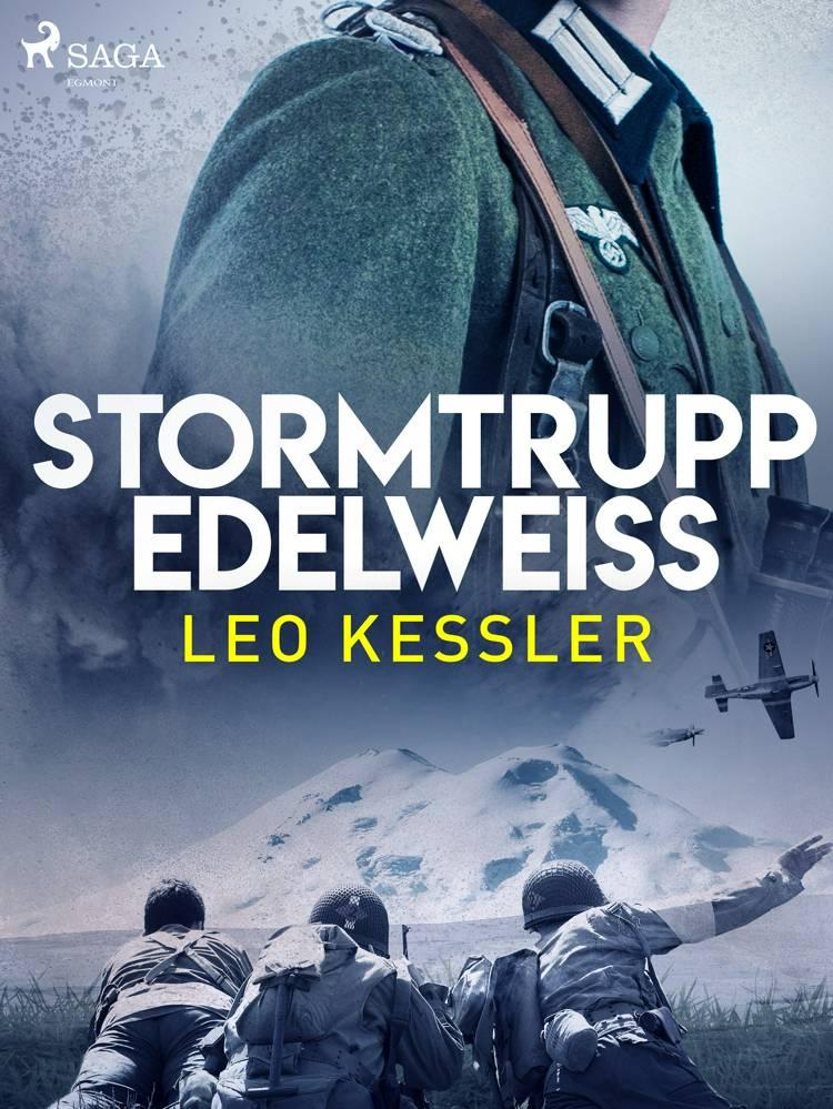 Stormtrupp Edelweiss af Leo Kessler