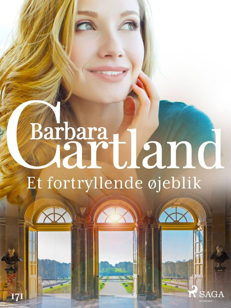 Et fortryllende øjeblik af Barbara Cartland