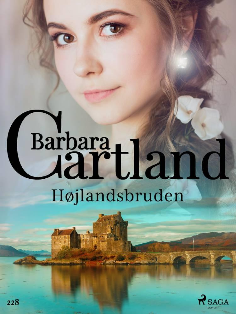 Højlandsbruden af Barbara Cartland