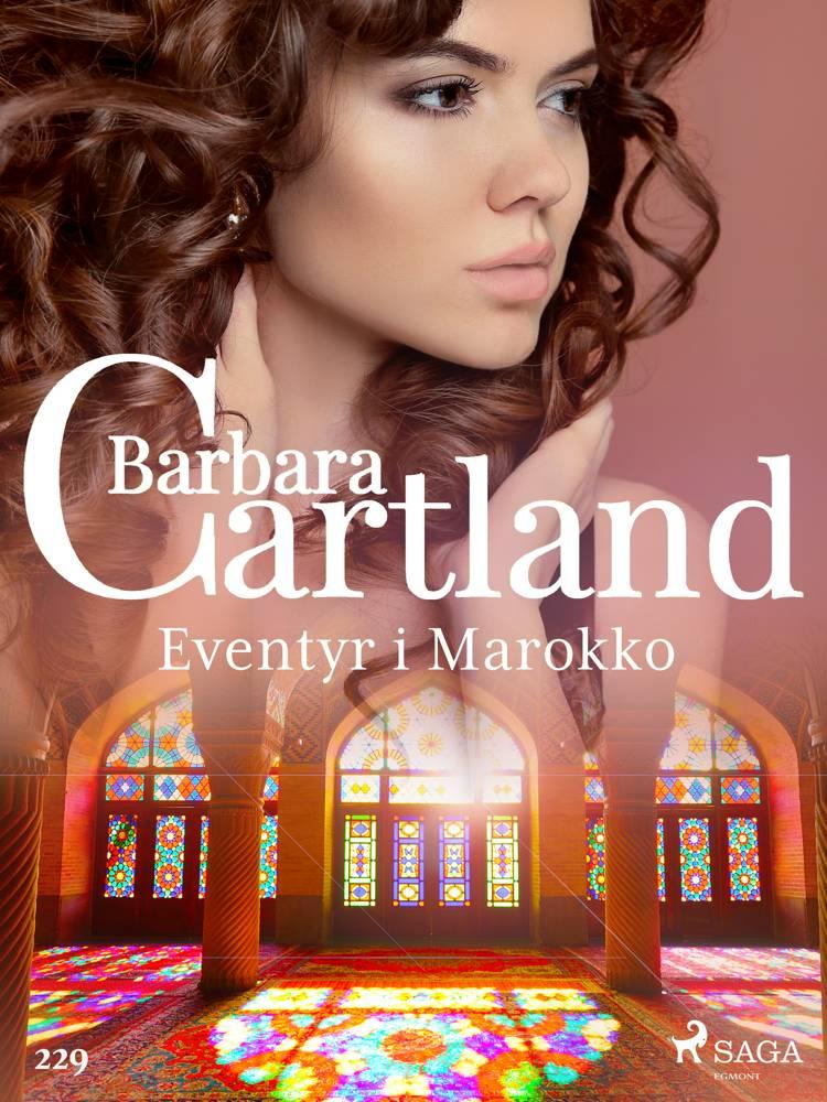 Eventyr i Marokko af Barbara Cartland