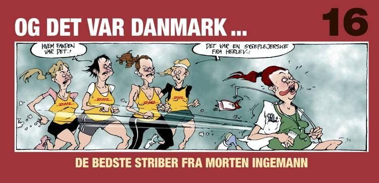 Og det var Danmark 16 af Morten Ingemann