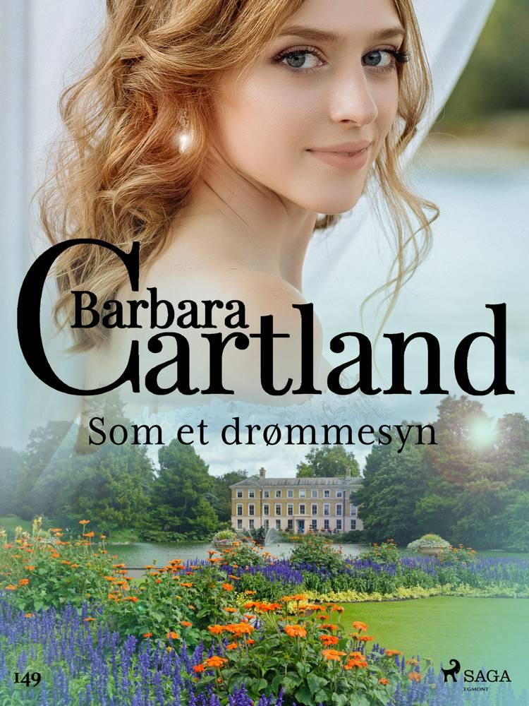 Som et drømmesyn af Barbara Cartland