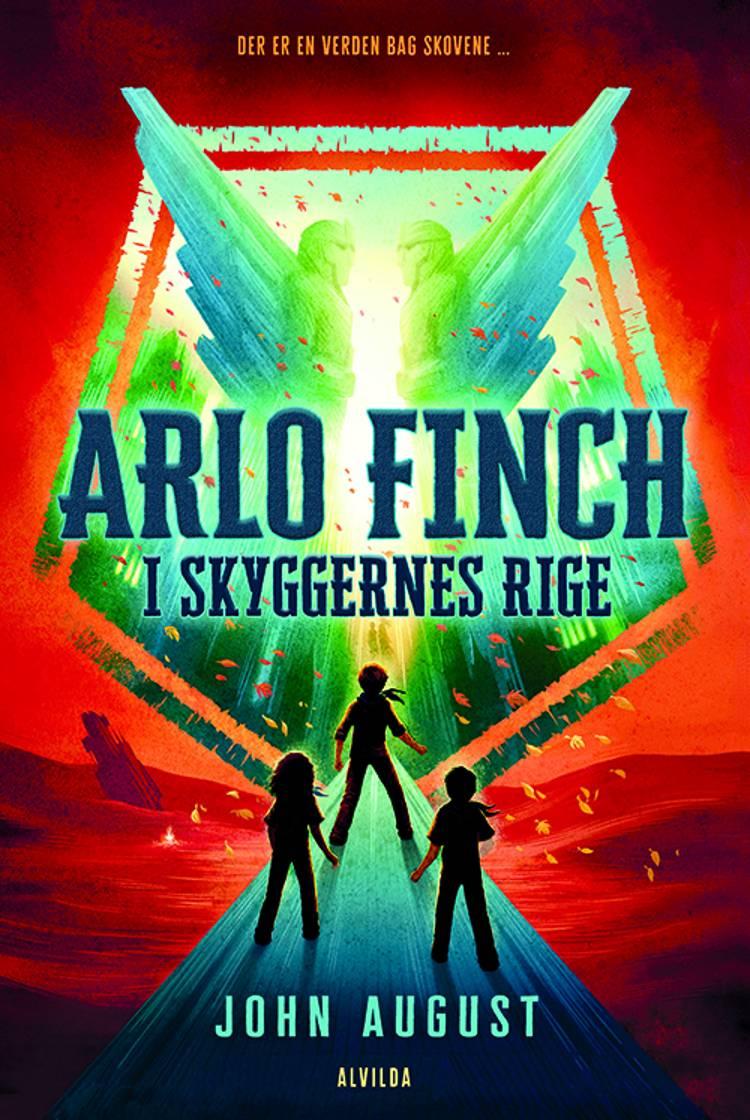 Arlo Finch i skyggernes rige af John August